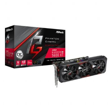 Asrock RX5600 XT Phantom Gaming D3 OC, 6GB DDR6, PCIe4